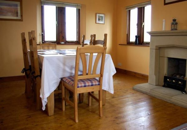 Lane House Dining Room