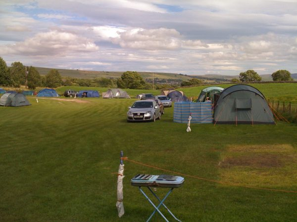 woodnook campsite 3