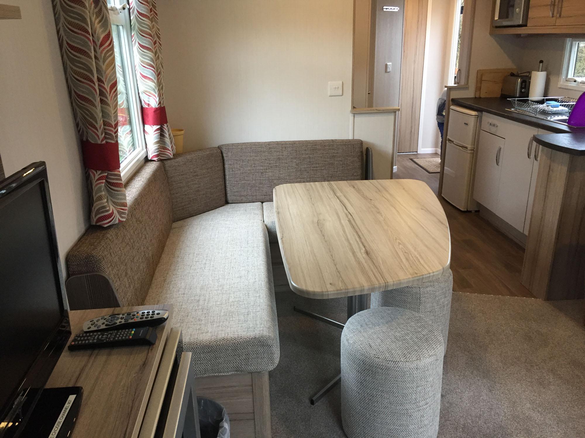 Caravan Dining Room